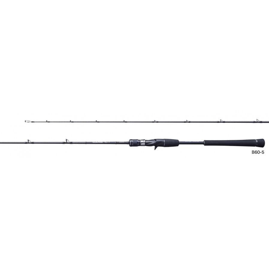 Shimano 20 GAME TYPE J B60-5 Baitcasting Rod 4969363398390