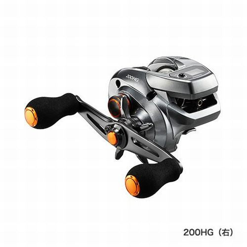 Shimano BARCHETTA 200-HG Baitcasting Reel for Jigging 4969363036940