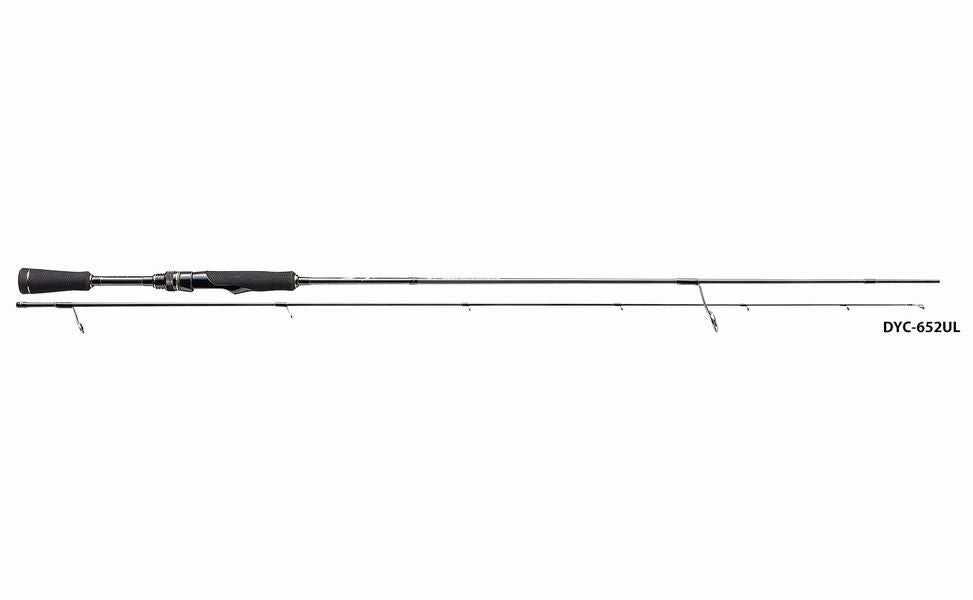 Major Craft Days SPINNING MODEL 2PC DYS-662ML Spinning Rod for Bass 4573236260464