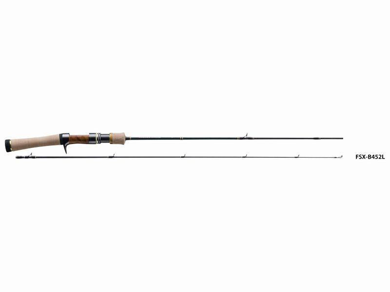 Major Craft Finetail Stream FSX-B4102UL Spinning Rod for Trout 4560350821848