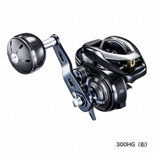 Shimano GRAPPLER 300-HG RIGHT Baitcasting Reel 4969363037435