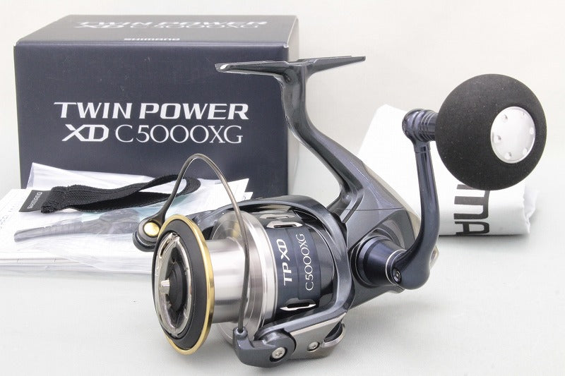 Shimano TWIN POWER XD C5000-XG Spinning Reel 4969363037480