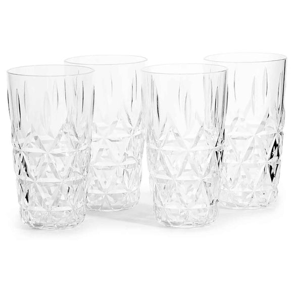 Picknick - Glas 4 pack
