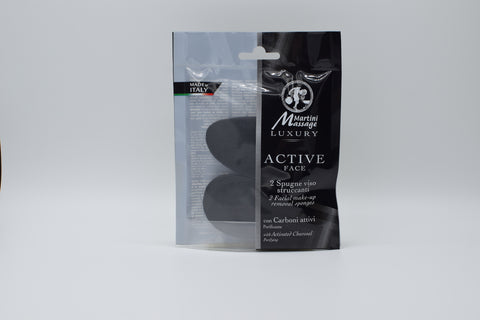 Re-useable cleansing pads - Charcoal Black