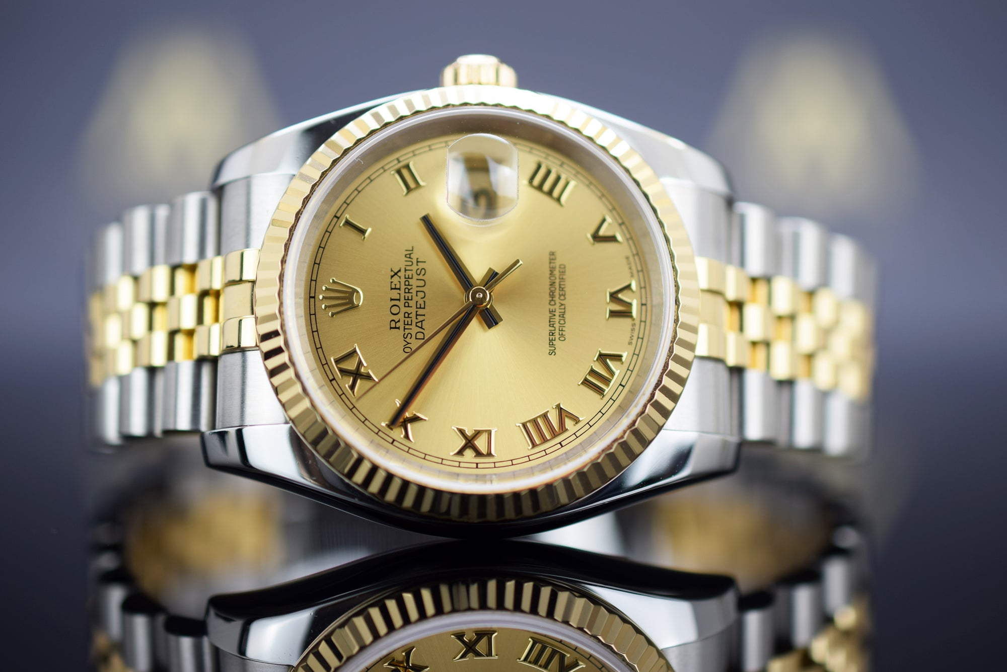 Rolex Oyster Perpetual Datejust 36mm - Aus 2004