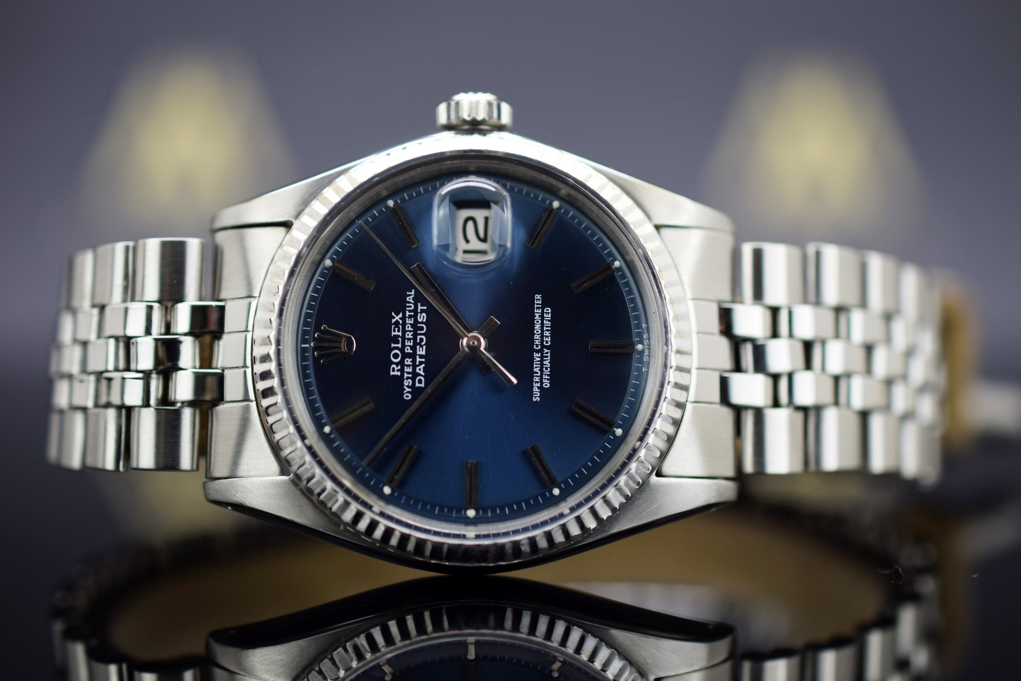 Rolex Oyster Perpetual Datejust 36mm - Aus 1970