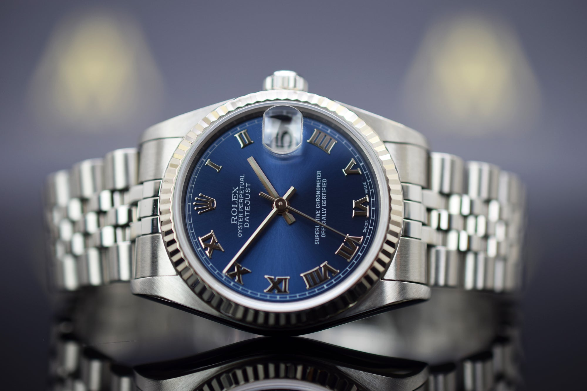 Rolex Oyster Perpetual 31mm  - Aus 2004