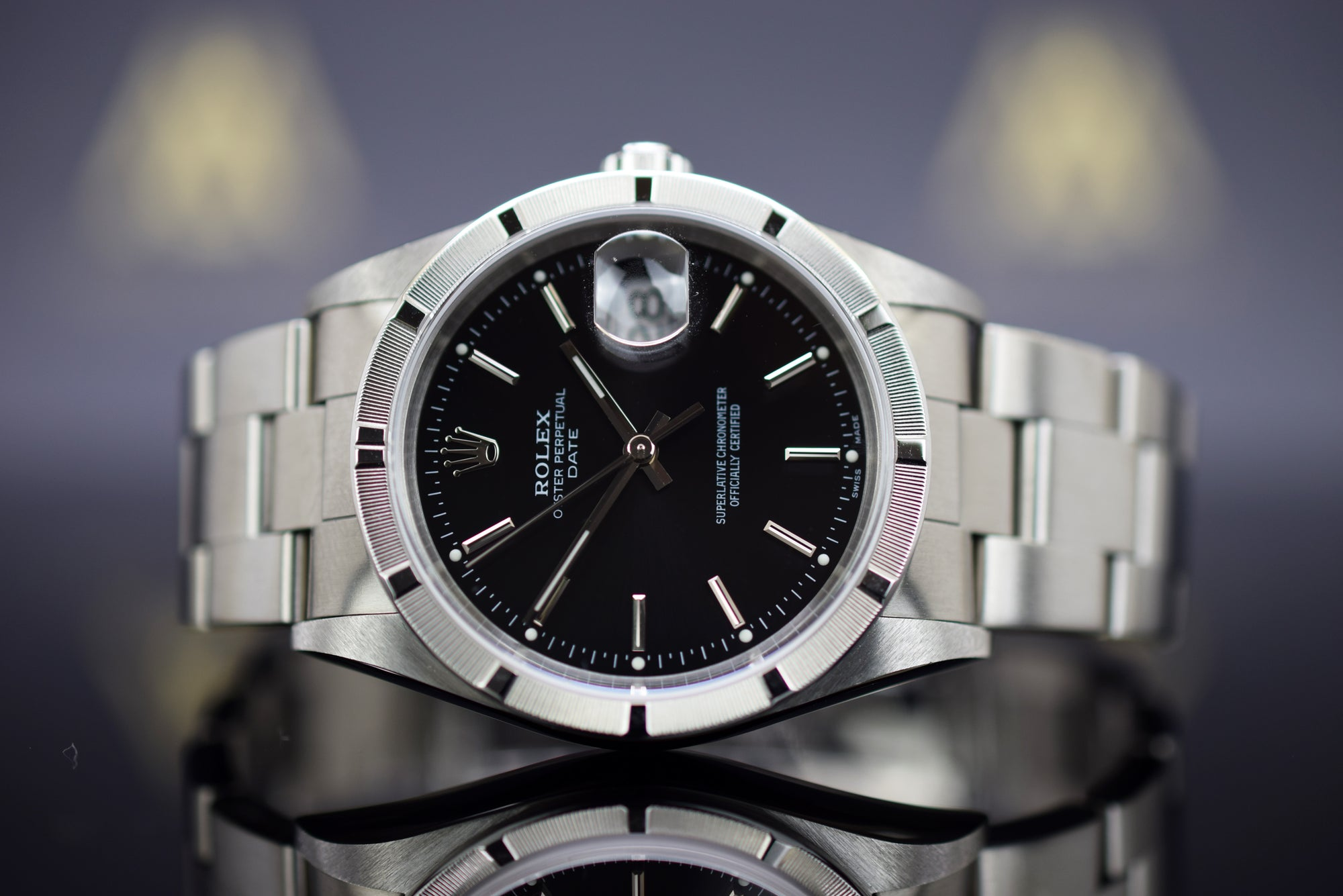 Rolex Oyster Perpetual Date 34mm - Aus 2003