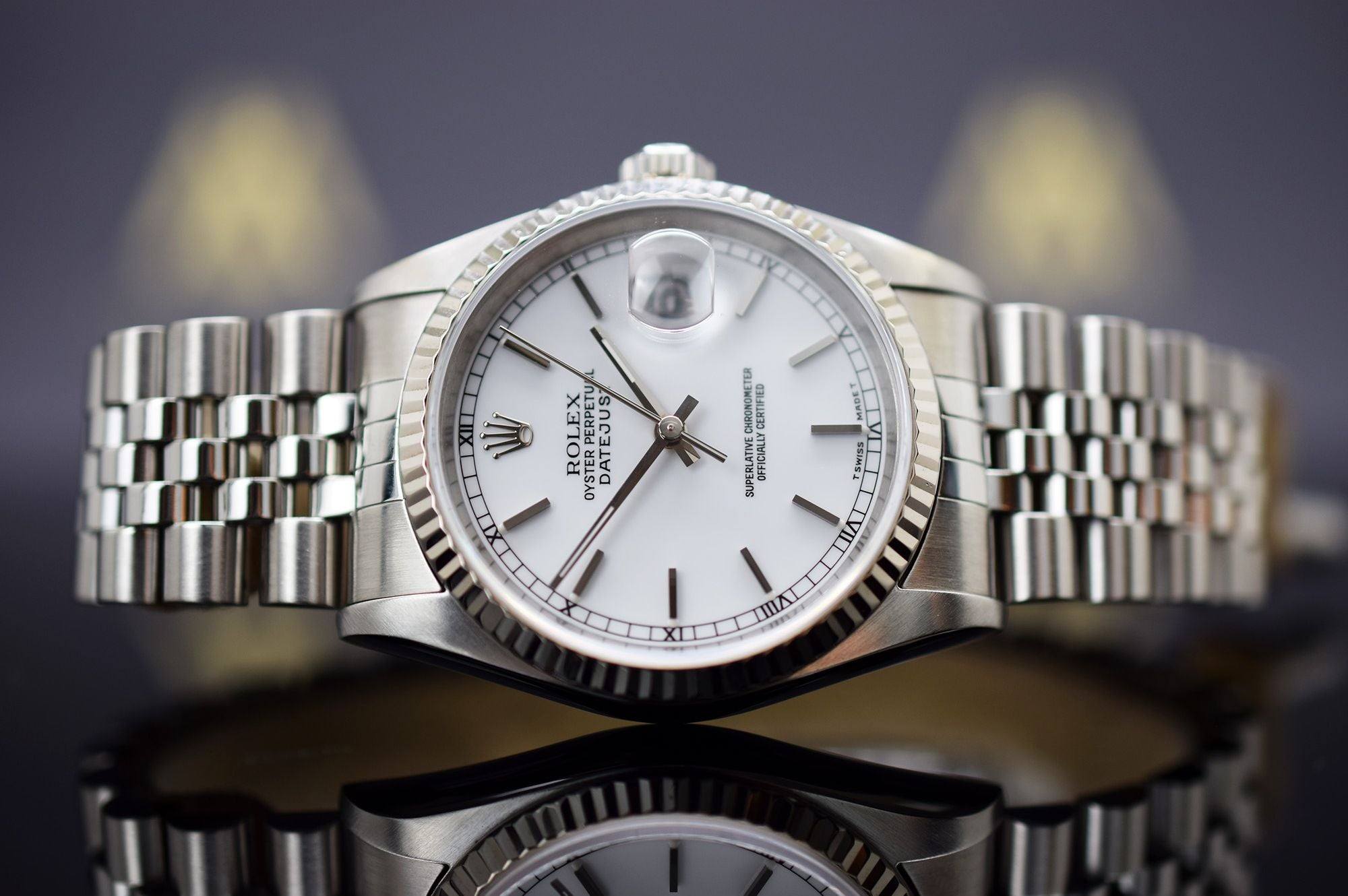 Rolex Oyster Perpetual Datejust 36mm - Aus 1996