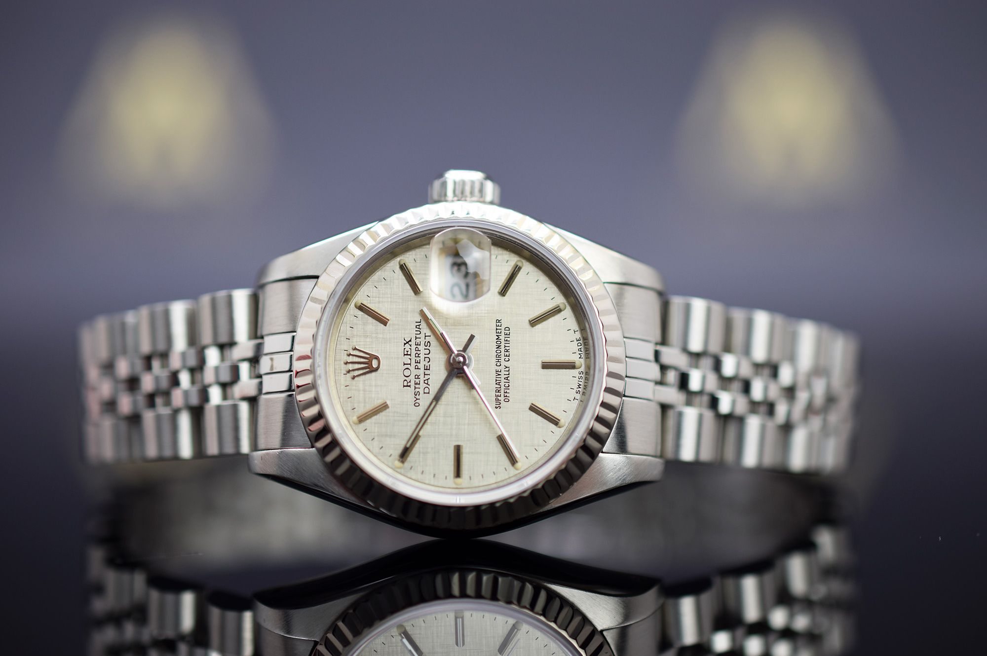 Rolex Oyster Perpetual Datejust - Aus 1988