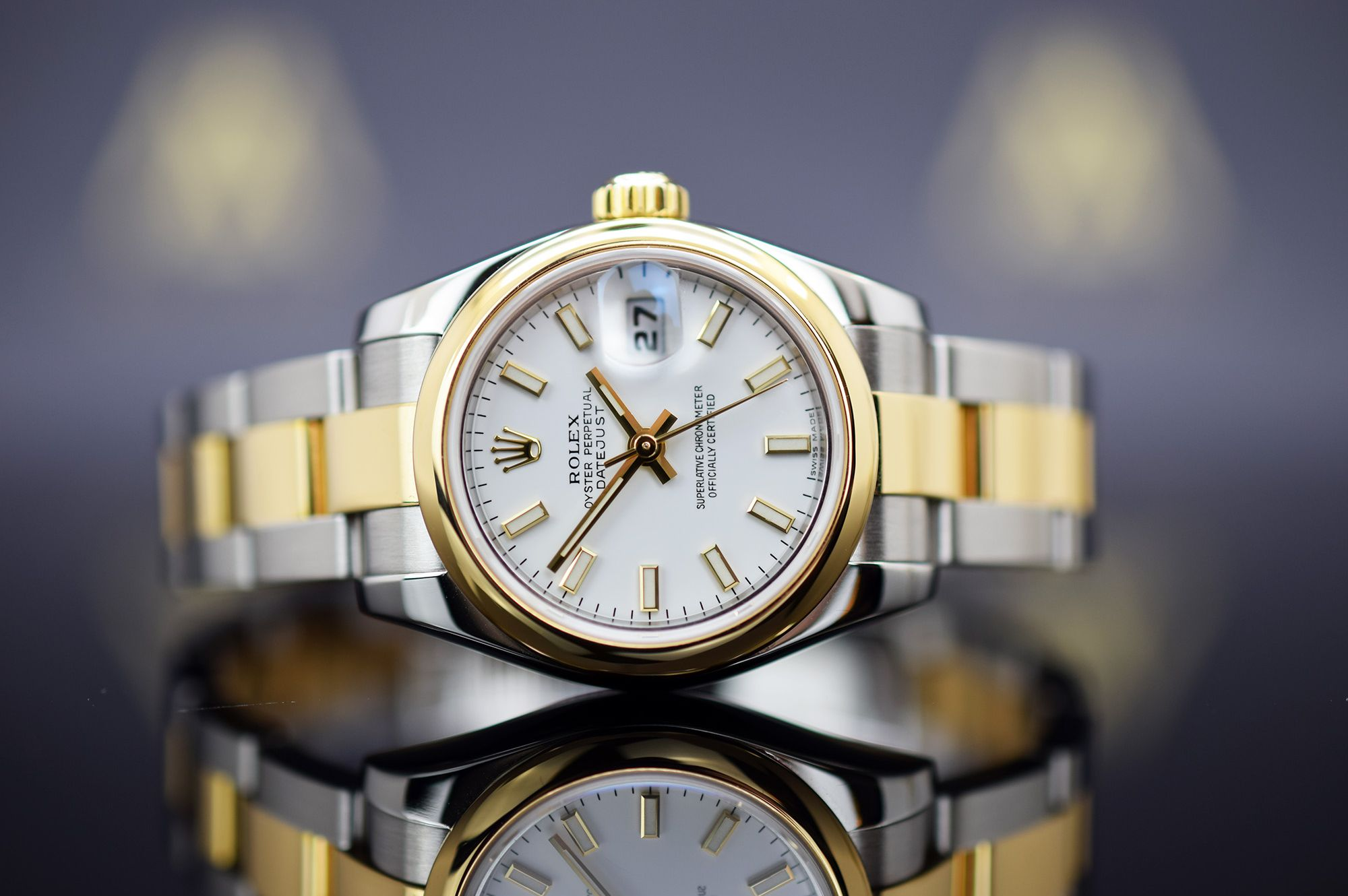 Rolex Oyster Perpetual Datejust - Aus 2006