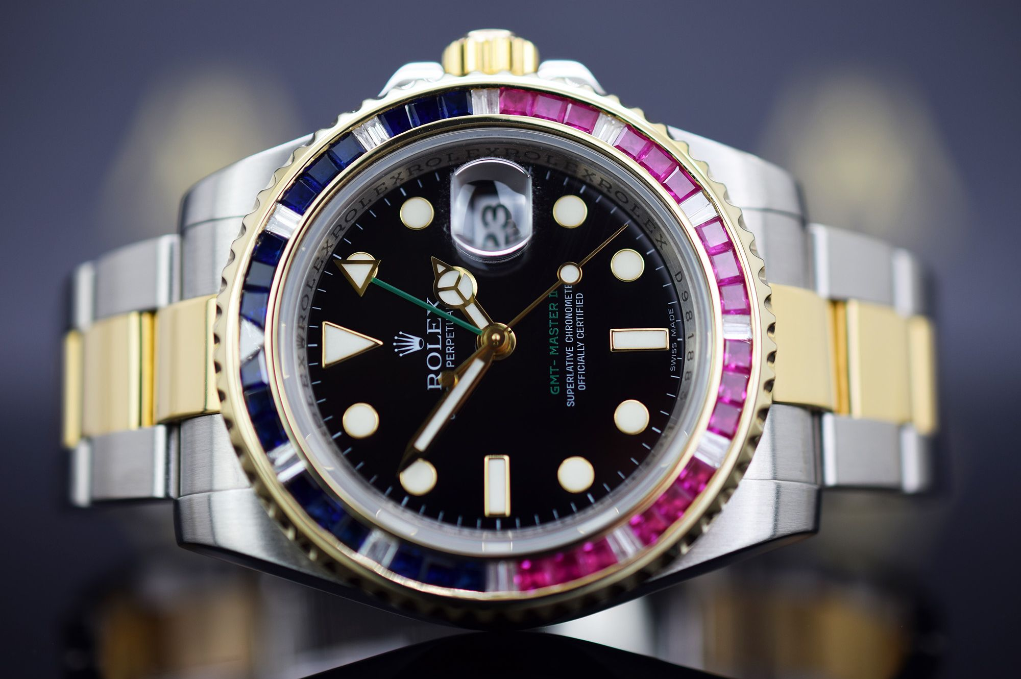 Rolex Oyster Perpetual GMT-Master II - Aus 2006