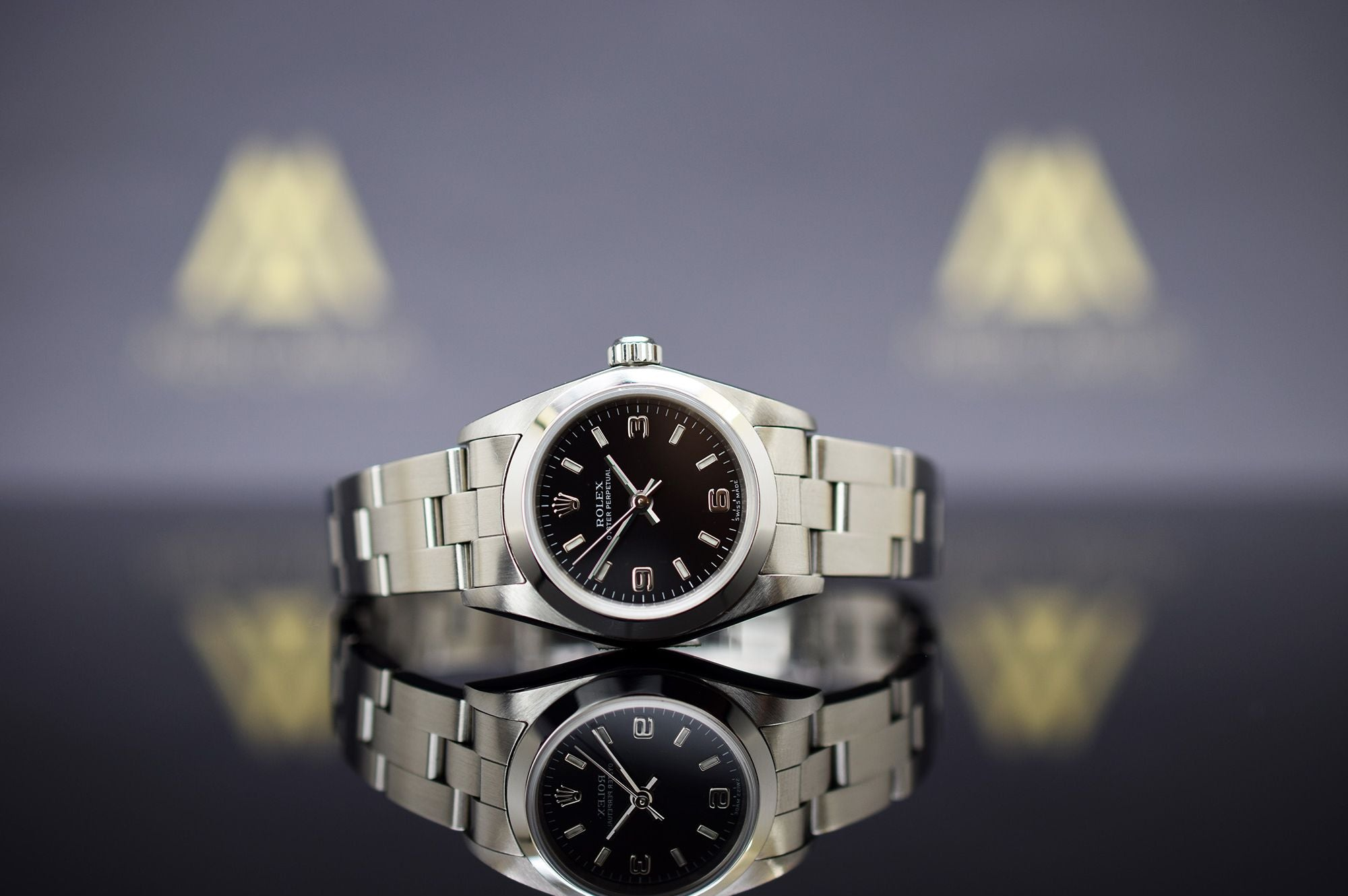 Rolex Oyster Perpetual Lady - Aus 2001