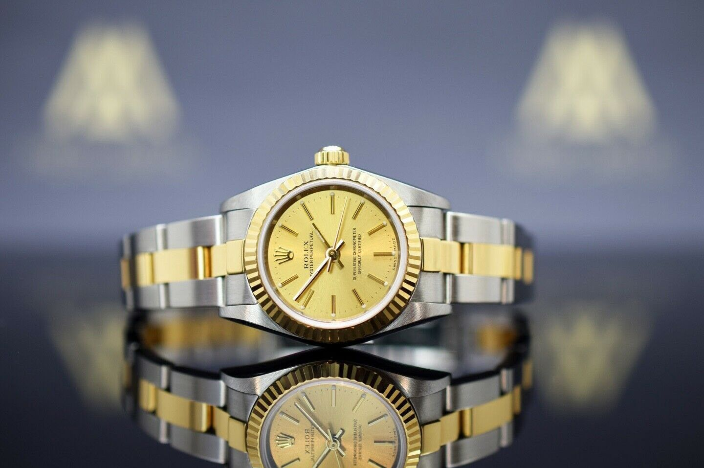 Rolex Oyster Perpetual Lady - Aus 2002