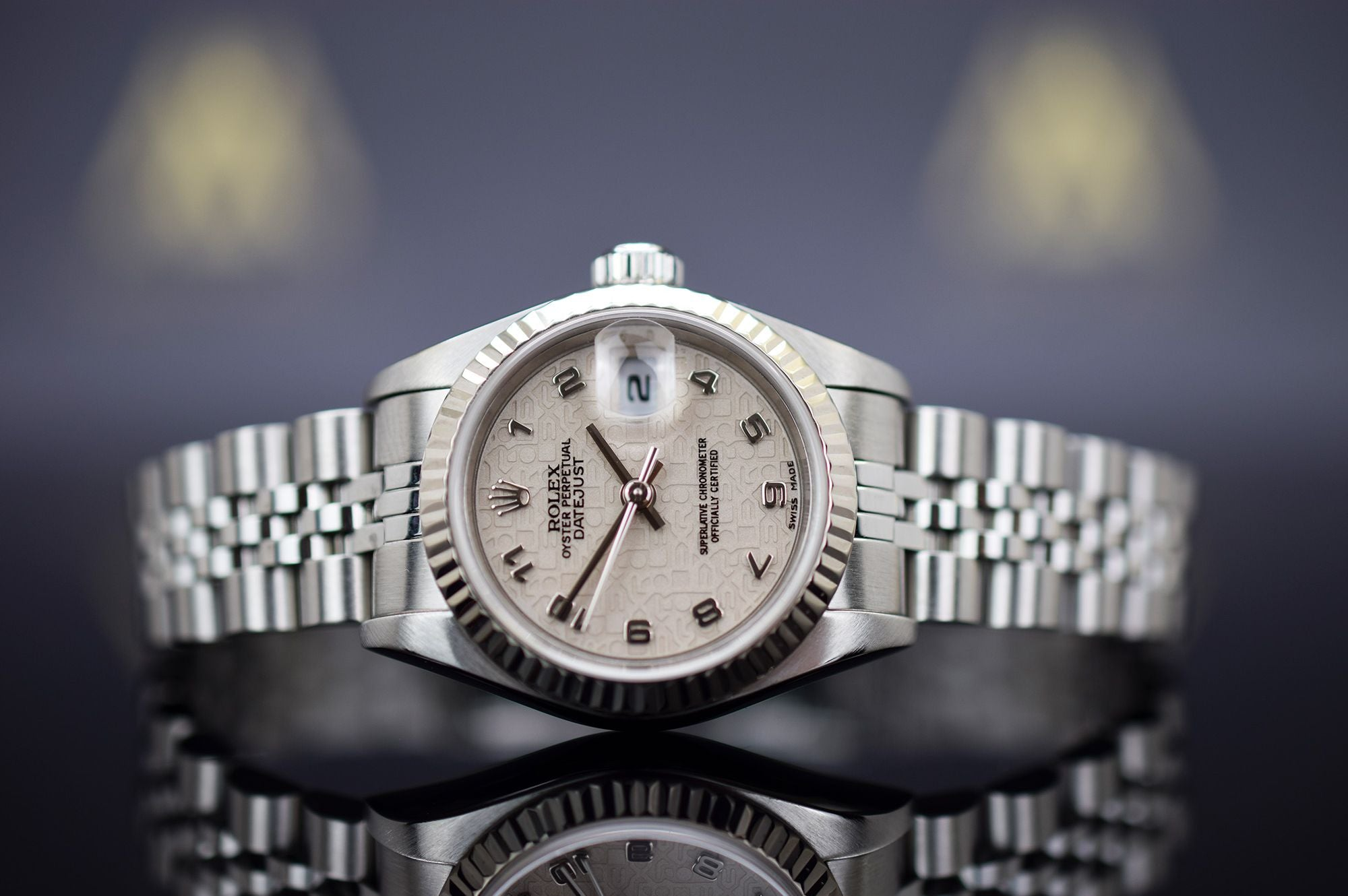 Rolex Oyster Perpetual Lady Datejust - Aus 1999