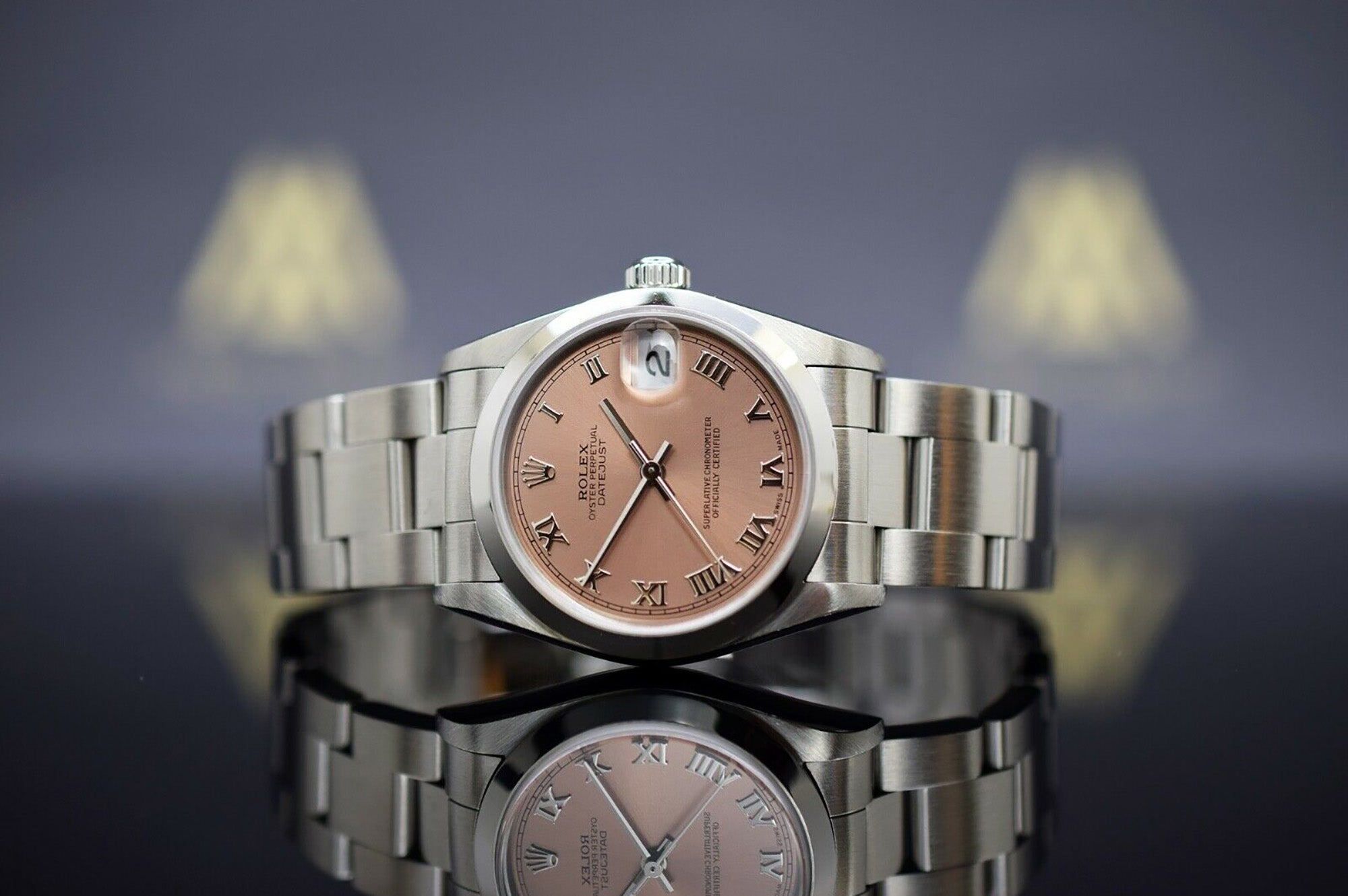 Rolex Oyster Perpetual Datejust - Aus 2002