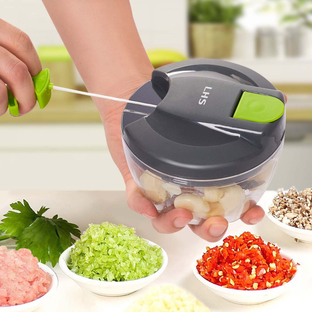 Manual Food Chopper Food Processor