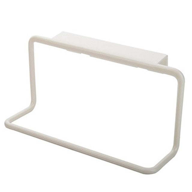 1PC Kitchen Organizer Towel Rack Hanging Holder