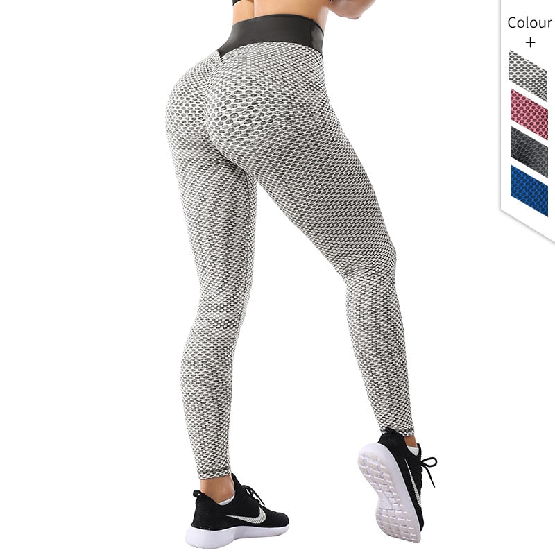 Scrunch Booty Push Up Pants