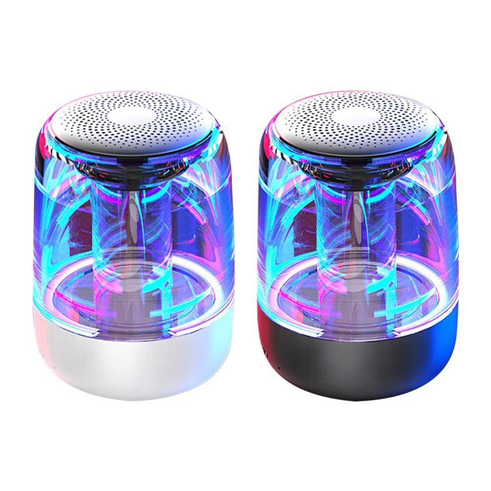 Bluetooth Speaker with LED Colorful Lights