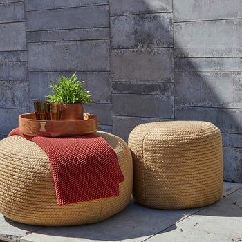 IBIZA POUFE BEAN BAG - 2021 Collection by  N&B