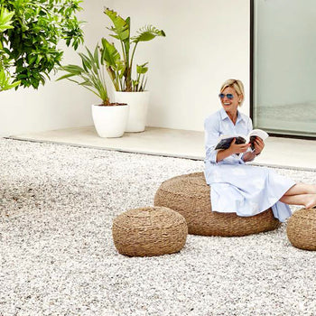 IBIZA POUFE BEAN BAGS - 2021 Collection By N&B