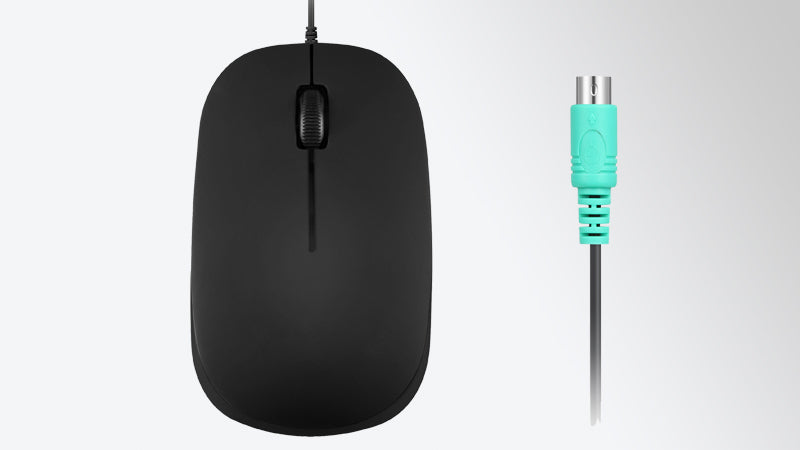 Wired PS/2 Optical Mouse