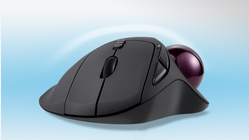Ergonomic Trackball Mouse