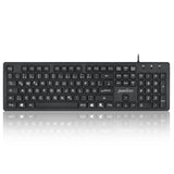 PERIBOARD-117 - Wired Standard Keyboard