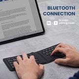 PERIBOARD-805 E - Bluetooth Ergonomic Keyboard