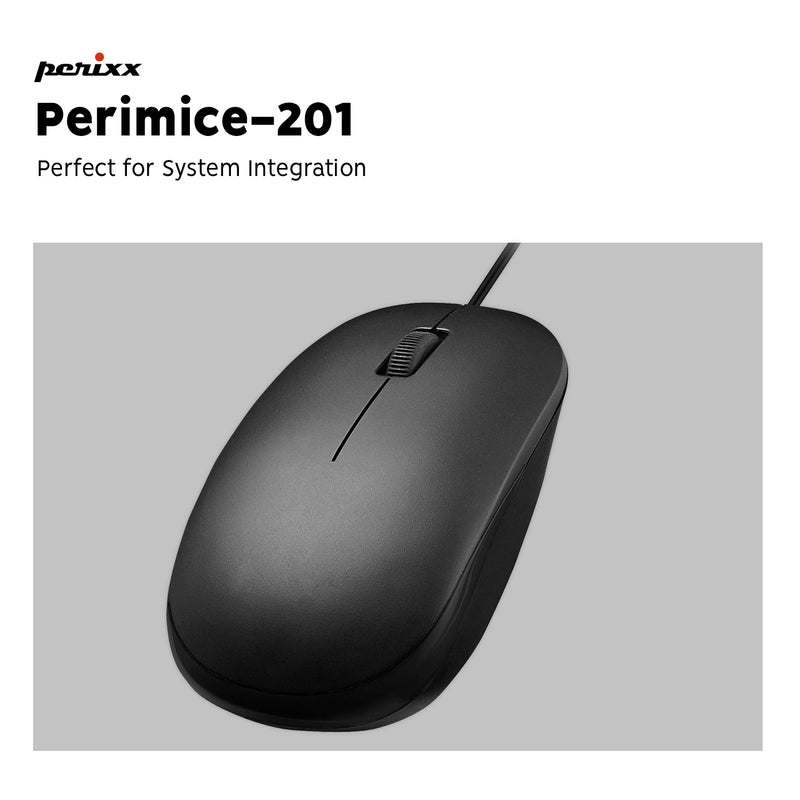 PERIMICE-201 P - Wired PS/2 Mouse
