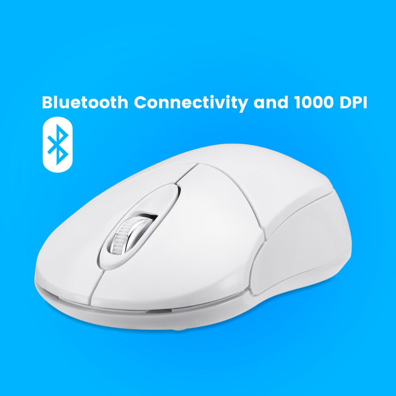 PERIMICE-802 W - Bluetooth Mini Mouse