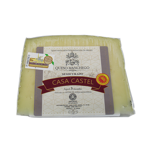 D.O. Manchego Cheese by Casa Castel-3 months