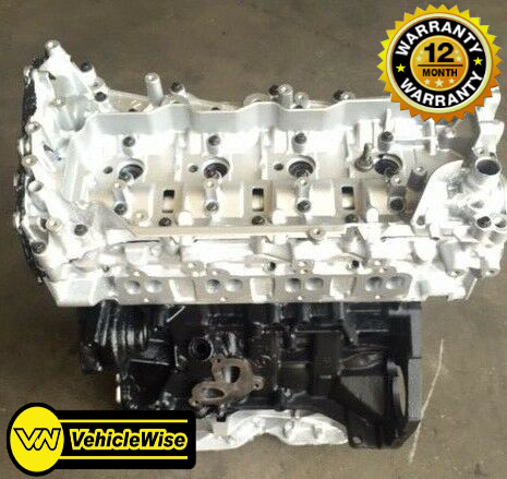 Reconditioned Renault Trafic 2.0 dci Engine - M9R780 & 12 Months Unlimited Mileage Warranty - vehiclewise