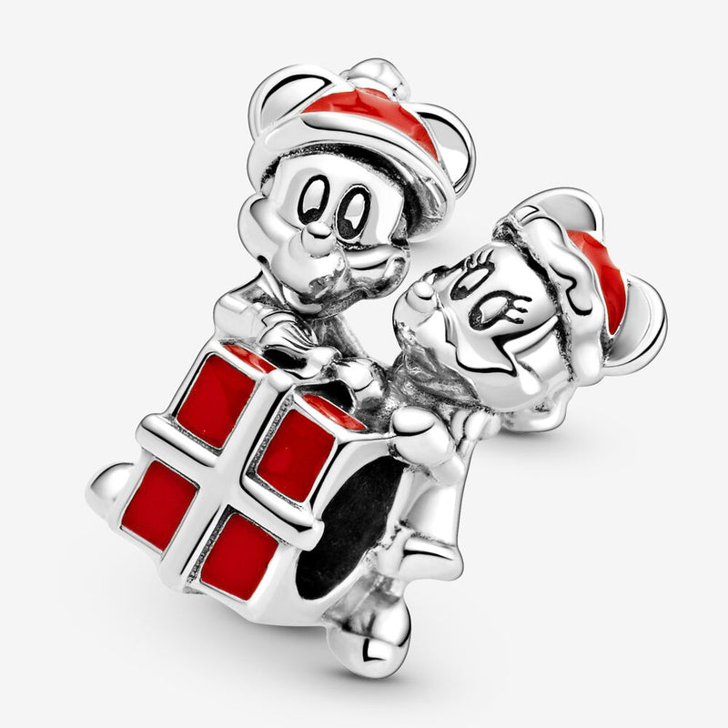 Disney Micky Maus and Minnie Maus Geschenk Charm