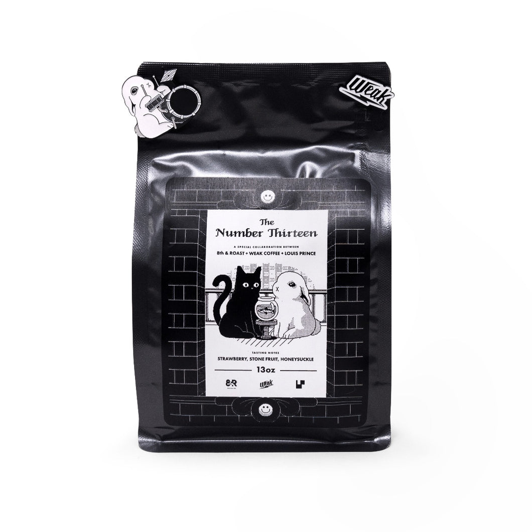 The Number Thirteen Limited Edition Coffee