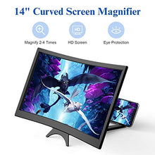 "Load image into Gallery viewer, 14"" Curved Screen Magnifier"
