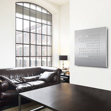 Lade das Bild in den Galerie-Viewer, LARGE STAINLESS STEEL