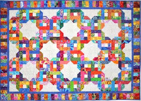Bedford Mystery - Quilt Pattern