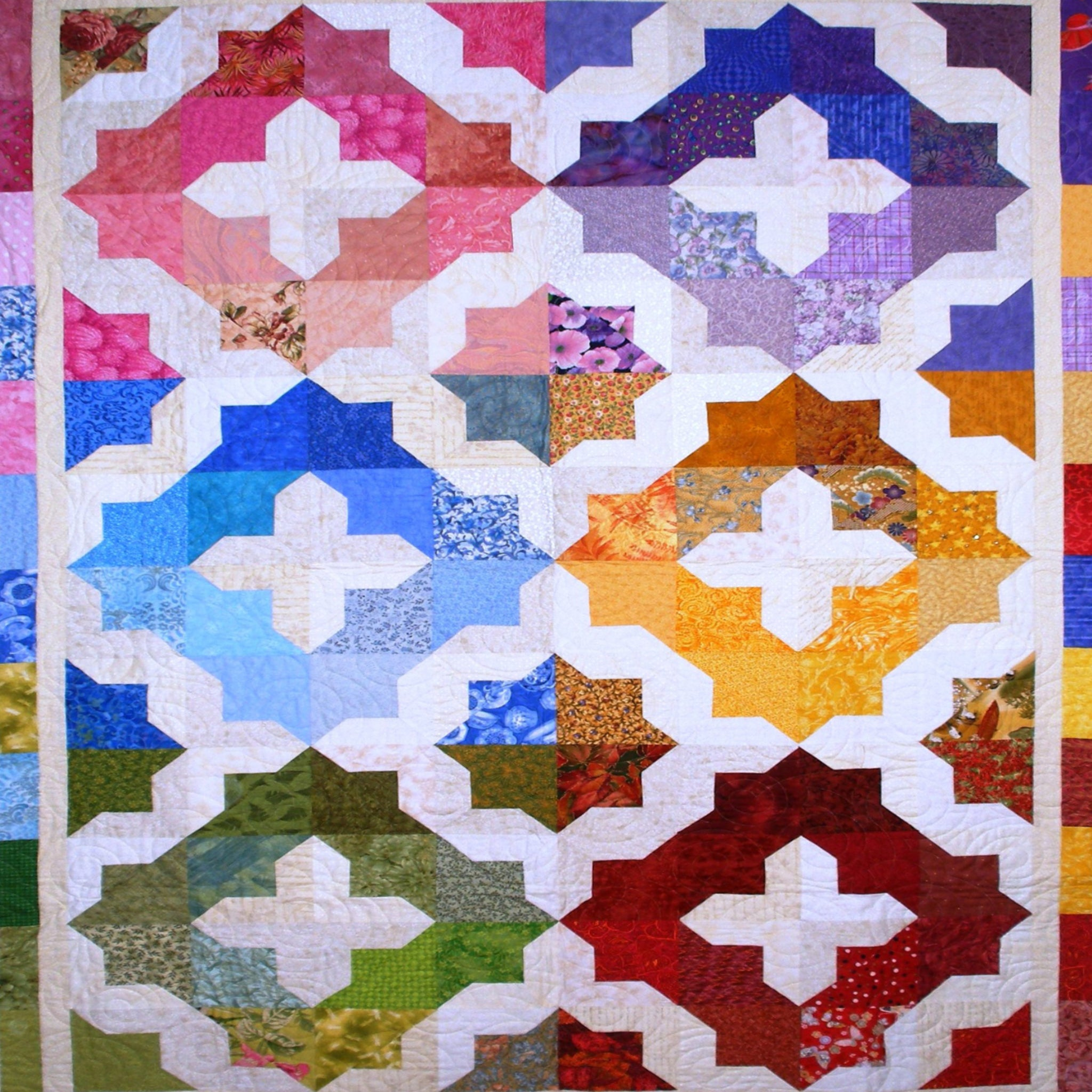Flying Colors - Quilt Pattern