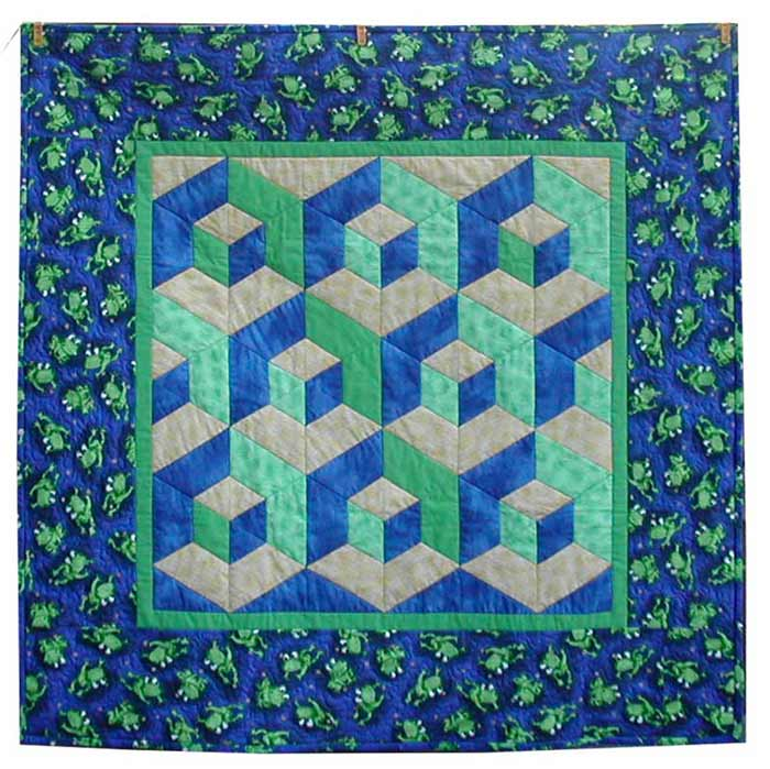 Little Boxes - Quilt Pattern - No Y Seams!