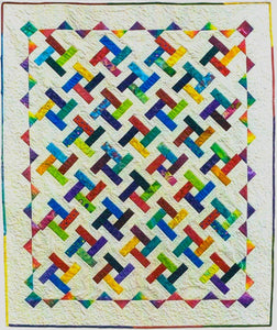 Catherine Wheels - Quilt Pattern