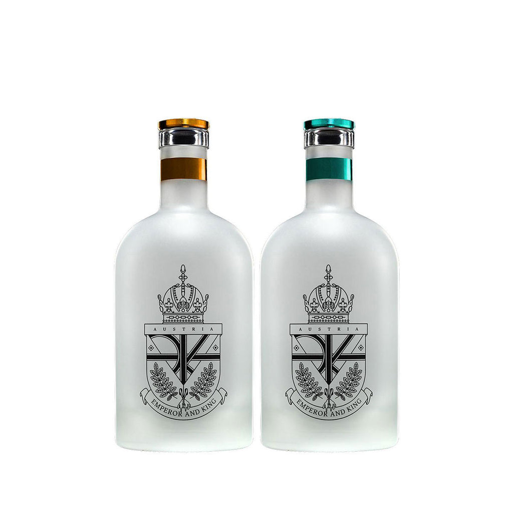 Bundle Package - Premium Whiskey & London Dry Gin - EMPEROR AND KING®