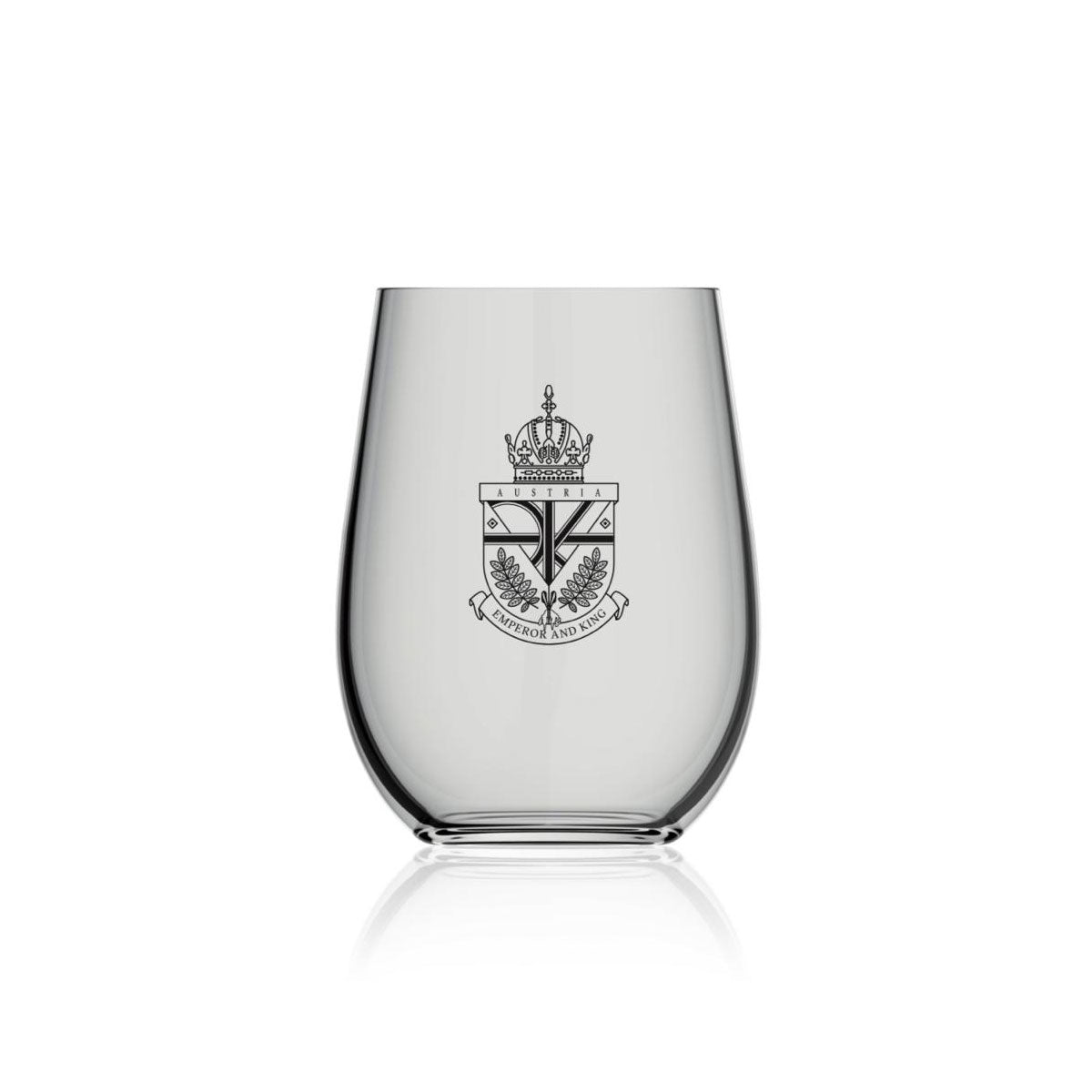 6 x Premium Gin glasses - EMPEROR AND KING®