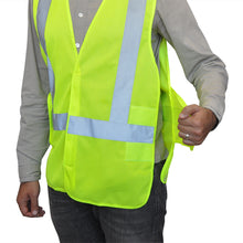 Load image into Gallery viewer, ANSI Class 2 Safety Vest