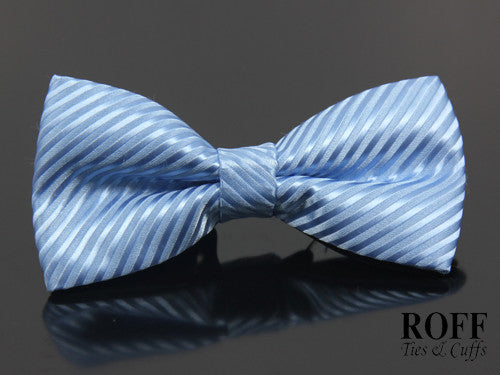 Regular Stripes Bow Tie (RB121-Y3)