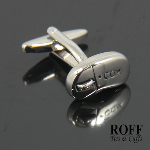 Computer Mouse Cufflinks (NV001-Y2)