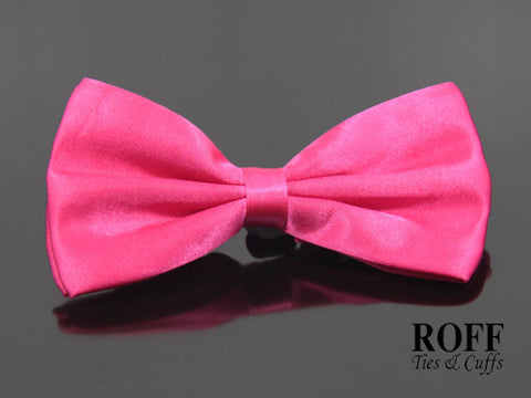 Regular Plain Bow Tie (RB113-Y3)