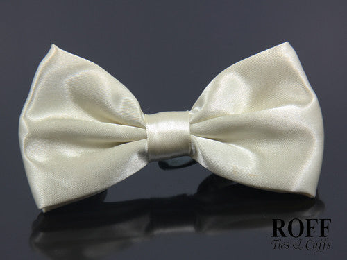 Regular Plain Bow Tie (RB116-Y3)