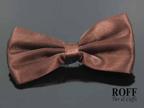 Regular Plain Bow Tie (RB117-Y3)